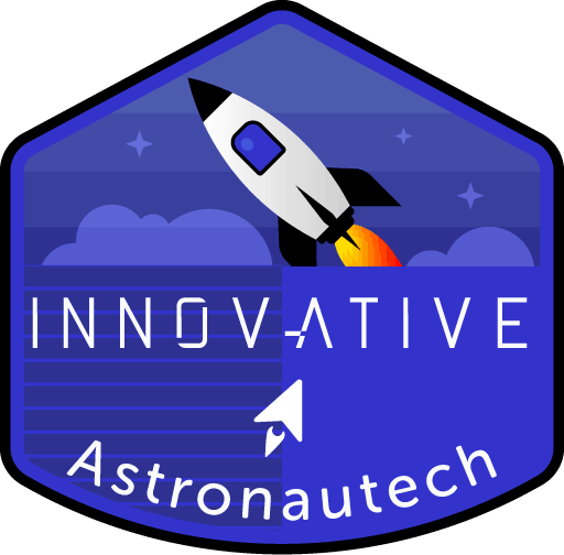 Astronautech Innovative award@512x
