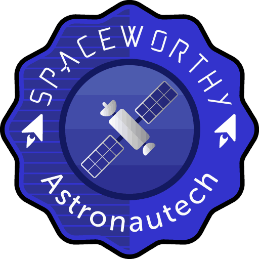 Astronautech Spaceworthy award@512x