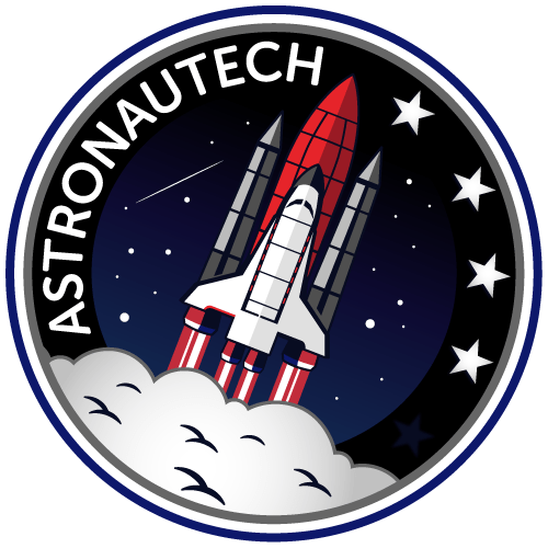Astronautech Star Patch 4 Medium