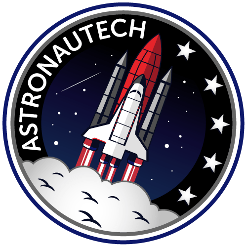 Astronautech Star Patch 5 Medium